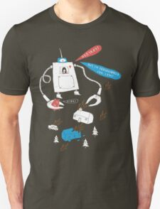 Robot love. T-Shirt