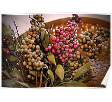 Berry Basket Poster