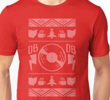 "Dudes Brunch ""Ugly"" Christmas Sweater Unisex T-Shirt"