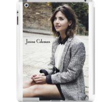 Jenna Coleman iPad Case/Skin