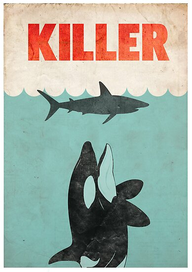Jaws Killer Whale Switcheroo  by Creative Spectator