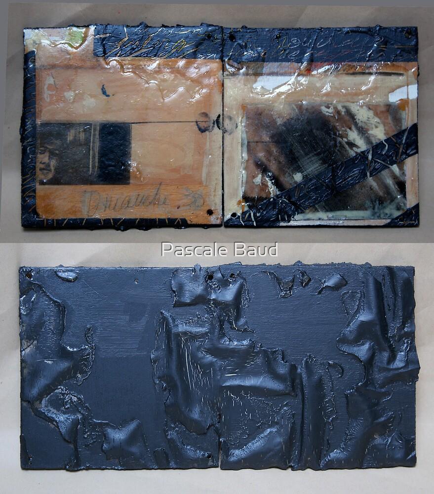 Double Ex-voto #2 - by Pascale Baud