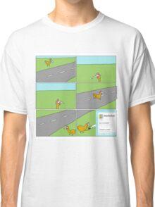 The Twitter Chicken Classic T-Shirt