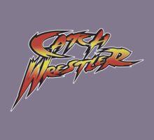Catch Wrestler by popnerd