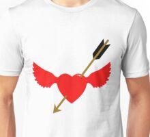 cupids arrow Unisex T-Shirt