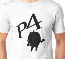 Teddie P4- Black Unisex T-Shirt