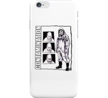 Contamination // I Know How You Feel iPhone Case/Skin