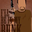 I'll Be In My Bunk - Jayne Cobb by forevermelody