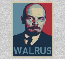 The Walrus...was Lenin by e4c5