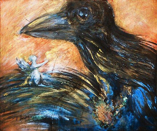 """Prayer"" by Tatjana Larina"