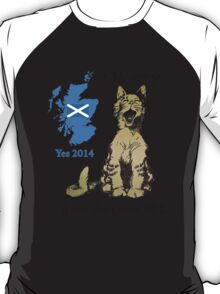 Cats for Scottish Independence T-Shirt T-Shirt