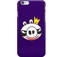 The Joker Vs. Angry Pig iPhone Case/Skin