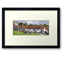 The Tiger Inn Framed Print
