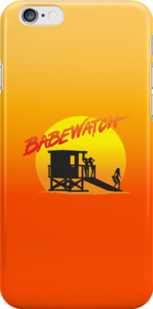 Babewatch (Baywatch) by deadlyfingers