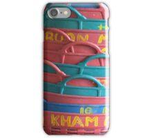 Baskets iPhone Case/Skin