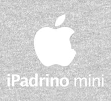 iPadrino mini - Steve Jobs Tribute One Piece - Long Sleeve