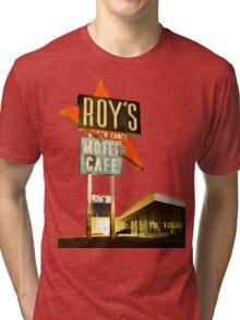 Roy's Motel Tri-blend T-Shirt