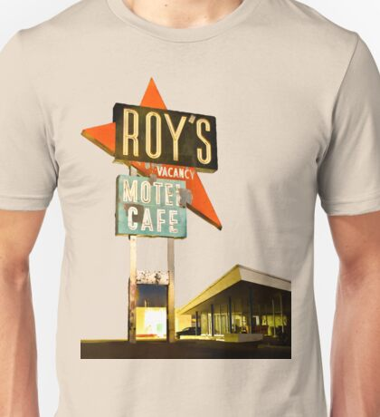 Roy's Motel Unisex T-Shirt