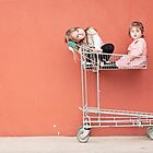 Shopping Treasures. by Bec Stewart