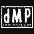 Television: Ultimate Muscle - dMp Logo! by UberPBnJ