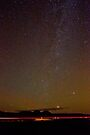 Iceland Night by Dean Bailey