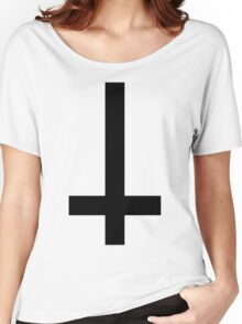 Anti Cross Women's Relaxed Fit T-Shirt