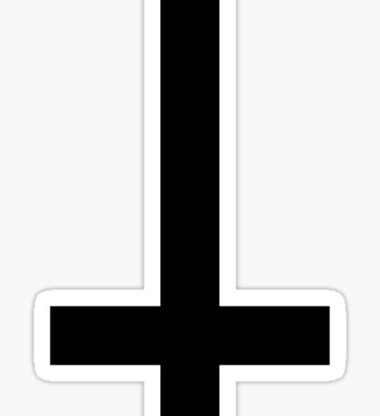Anti Cross Sticker