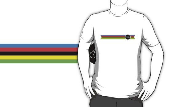 colored bike by fotodose