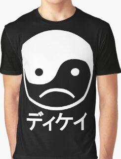 Yin Yang Face II Graphic T-Shirt