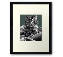 <º))))><  IV GOT THE CAMERA~ I GOT THE POSE~ TAKE MY  PICTURE ~YOU'LL REMEMBER THE MOST <º))))><  Framed Print