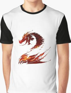Guild Wars 2 Design Graphic T-Shirt