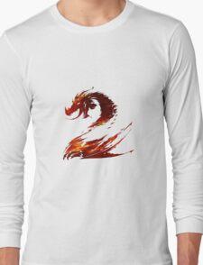 Guild Wars 2 Design Long Sleeve T-Shirt