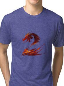 Guild Wars 2 Design Tri-blend T-Shirt