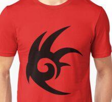 Shadow the Hedgehog Logo black Unisex T-Shirt