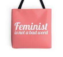 Feminist II Tote Bag