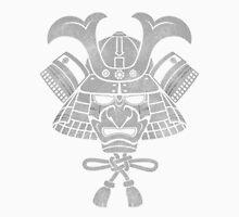 Samurai Helmet 侍 Unisex T-Shirt