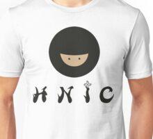 H.N.I.C. (Head Ninja In Charge) Unisex T-Shirt