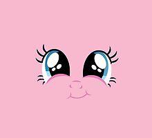 Pinkie Pie by Brent Allan