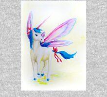 Blue Mane Fairy Unicorn  Unisex T-Shirt