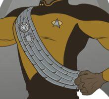 Klingon Prune Juice! Sticker