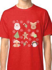 Santa & His Helpers #1 Classic T-Shirt