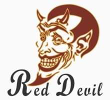 Red Devil by Gregory Dyer