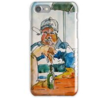 Sunday Afternoon at the E-shed Markets iPhone Case/Skin