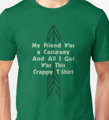 Arrow Castaway  Unisex T-Shirt