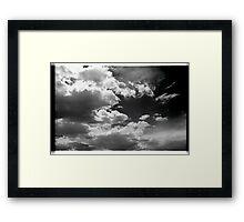 00300 Framed Print