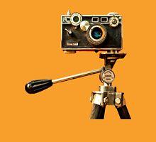 Vintage Argus Camera & Tripod Unisex T-Shirt
