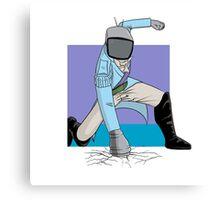 Prince Robot IV Canvas Print