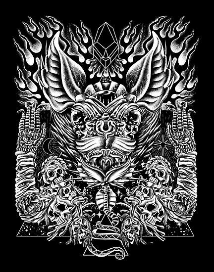 Haunter of the Dark by qetza