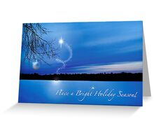 Bright Holidays Greeting Card