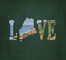 Maine: Love by Kadwell